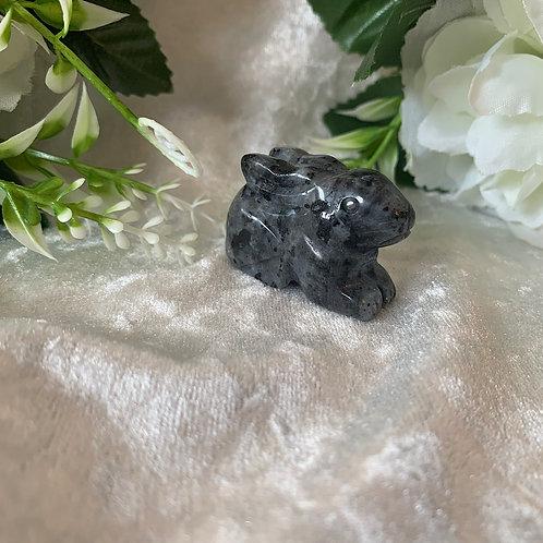 Larvikite Bunny Rabbit