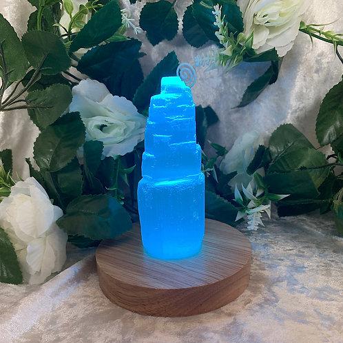 USB Colour Changing Lamp Base