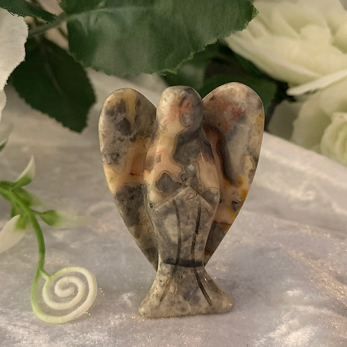 Crazy Lace Agate Angel