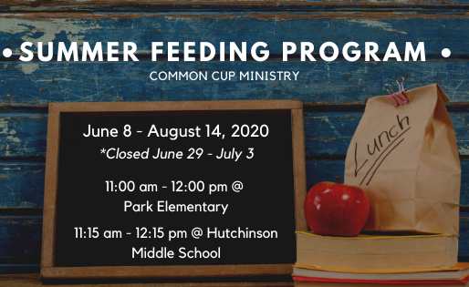 2020 Summer Feeding Program