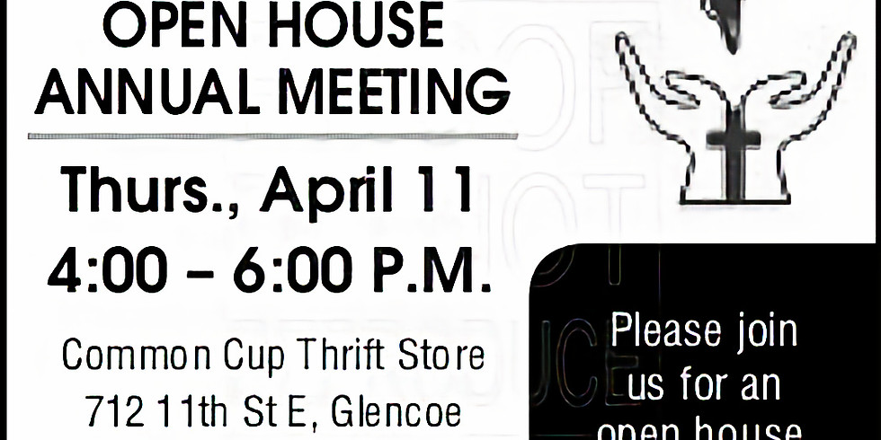 Open House Annual Meeting