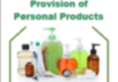 McLeod County Provision of Personal Products Program