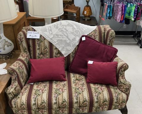 Glencoe Thrift Store has some special items available.