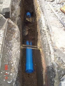 Erfahrung im Kanal- und Leitungsbau