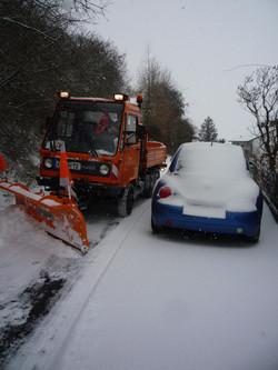 Winterdienst in Bad Wildungen