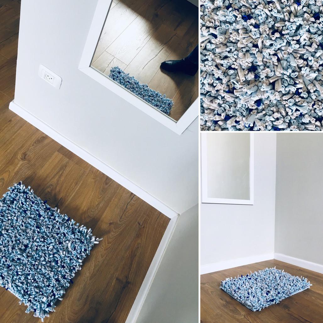 שטיח מחוטי טריקו