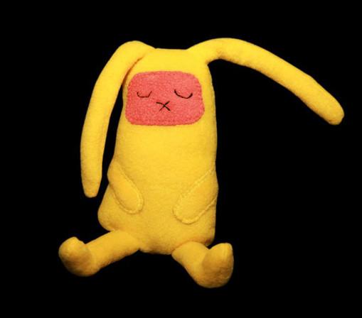לימונדה - בובת ארנבת ישנונית
