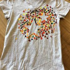 עיצוב על חולצה
