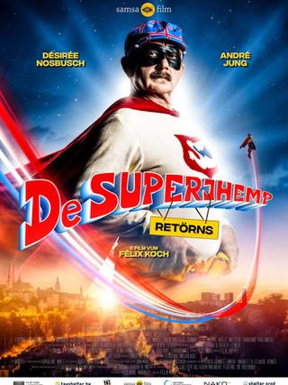 De Superjhemp Retörns as an artist