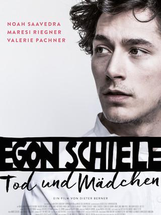 Egon Schiel as an artist