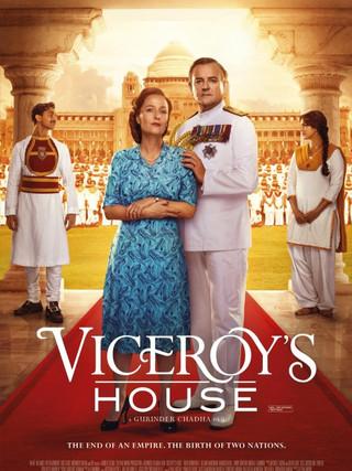 Viceroy's House as an artist