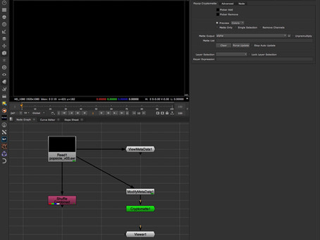 How to use cryptomatte from blender cycles in nuke