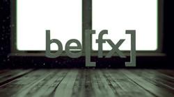 be[fx] - title design