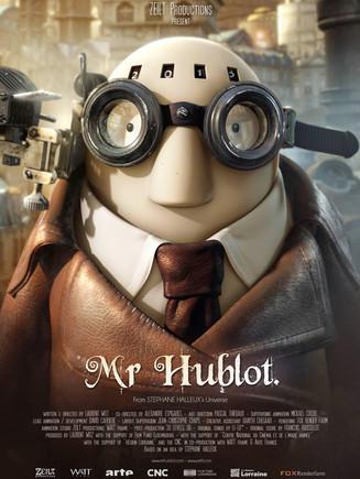 Mr Hublot as an artist