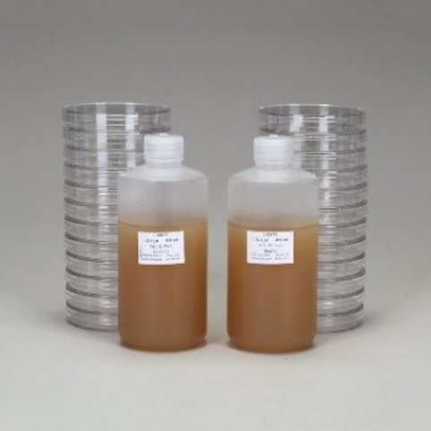 LB Agar, Ready to pour, 400ml