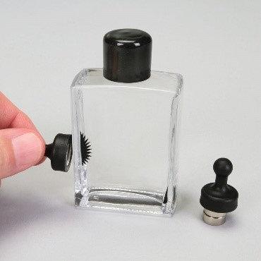 Ferrofluid Display Bottle