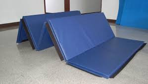 Foldable Gym Mats - 4 Folds