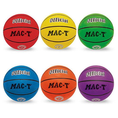 Set of 6 Mini Basketballs - Size 1