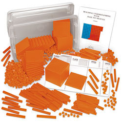 Base 10 (Ten) Classroom Set