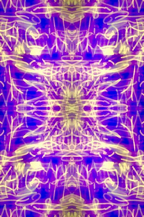 Golden Violet Recalibration