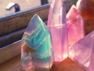 CRYSTALS TO ASSIST IN PERMANENT CONNECTION WITH YOUR HIGHER SELF