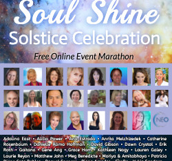 AN INVITATION TO JOIN US AT SOUL SHINE SOLSTICE CELEBRATION !