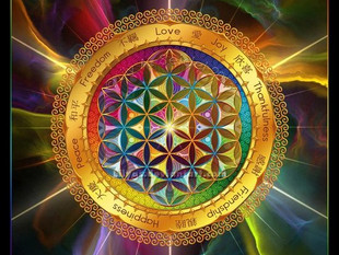 Inviting Yourself to your own Circle of Light