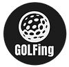 GOLFingロゴ