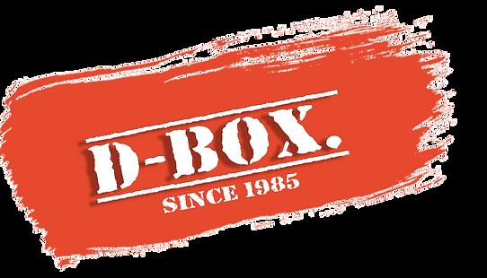 D-BOXロゴ