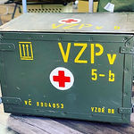 チェコ軍メディカルボックス