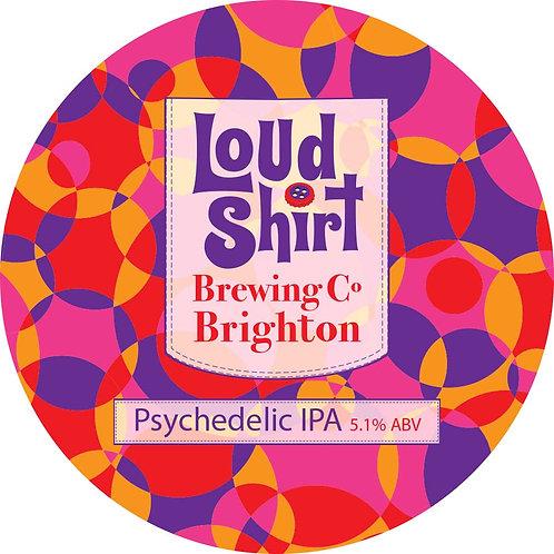 Loud Shirt Psychedelic IPA