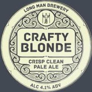 Long Man Crafty Blonde - 4 Pint