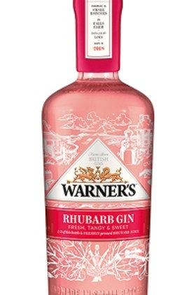 Warner's Victoria's Rhubarb Gin