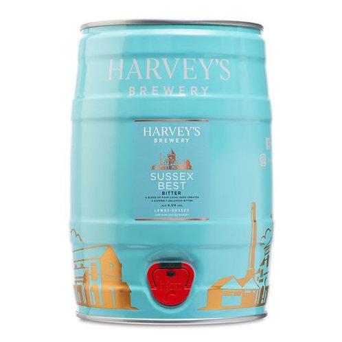 Harvey's Sussex Best Bitter Mini Keg