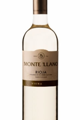 Monte Llano Rioja Blanco 2019, Ramon Bilbao