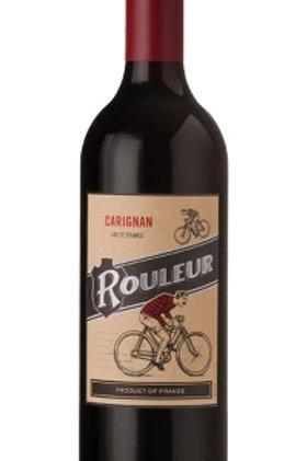 Le Rouleur Rouge, Carignan, Vin de France, 2018