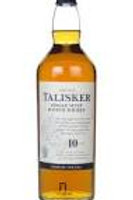 Talisker 10 year old Single Malt Scotch Whisky