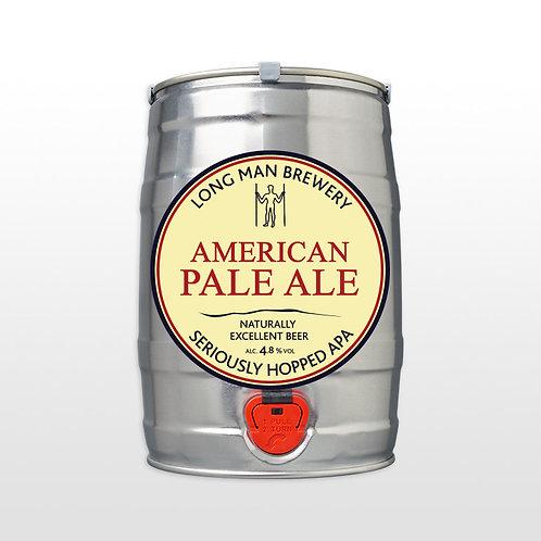 Long Man American Pale Ale Mini Keg
