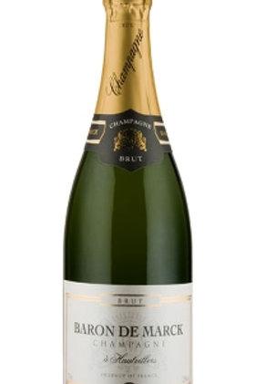 Baron de Marck Champagne, Brut, NV