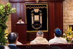 Bar mitzvah organizado por Ana Lukower. Foto: David Gonçalves.