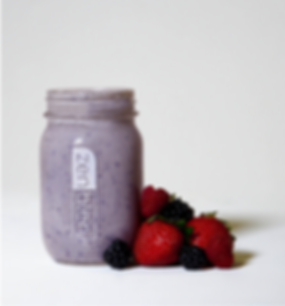 Zenblen Smoothies, Mint Berry Smoothie, happy healthy moments, strawberry, raspberry, blackberries, smoothie, Zenblen