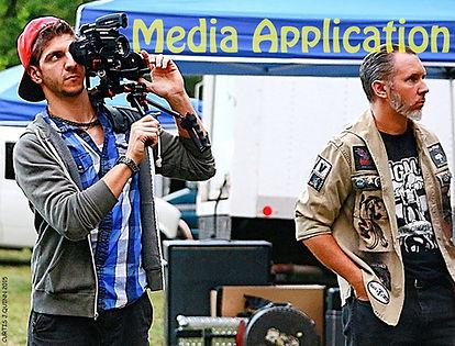 Mazzstock Media Application