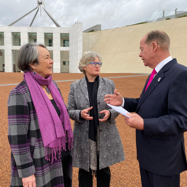 Rosemary Sue Russell Broadbent Canberra