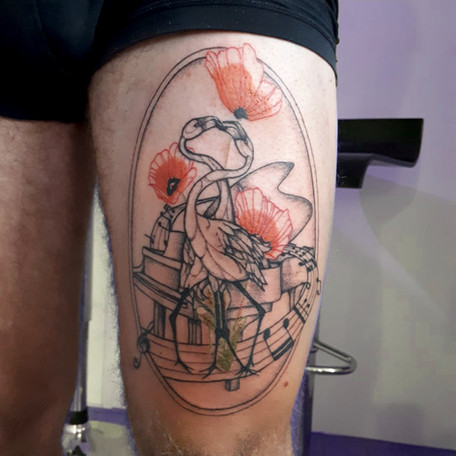 tattoo flamingo piano.jpg