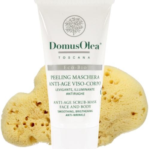 Domus Olea Toscana: Gezichts- en bodyscrub anti-age/50ml