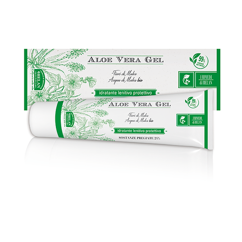 Helan: Aloe Vera gel/100ml
