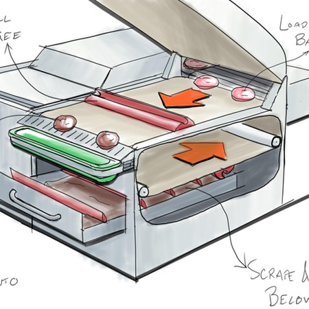 Automated Grill