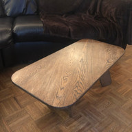 Wave coffee table top