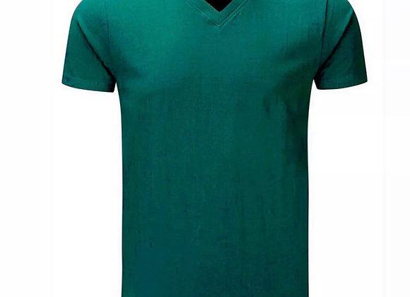 Mens short sleeve cotton T shirts £1.25