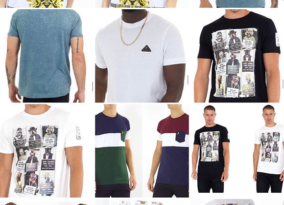 Top uk Brand Brave soul t shirts £2.75